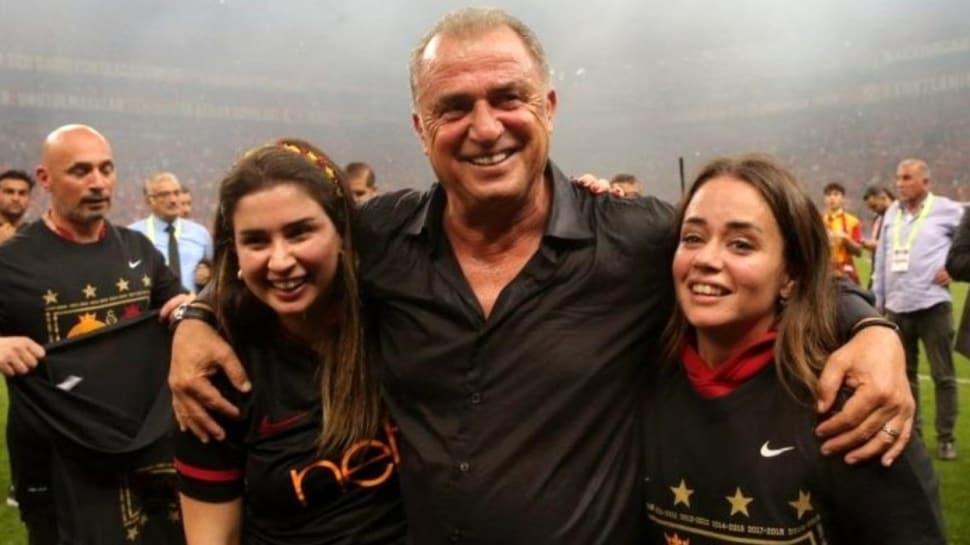 Fatih Terim'in kızları Buse ve Merve'den duygusal mesaj: Babam giderse, dağım gider...