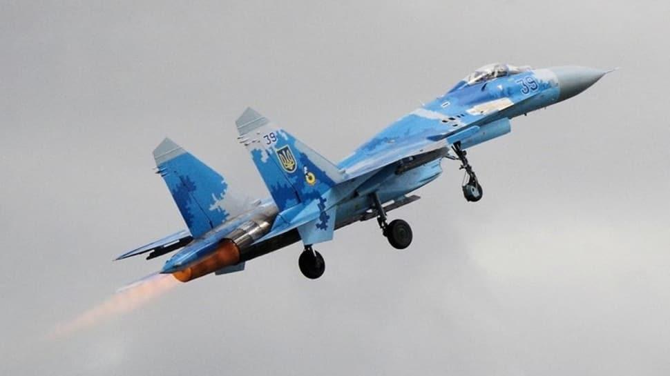 Son dakika haberi: Rus yapımı Su-27 savaş uçağı Karadeniz'de düştü