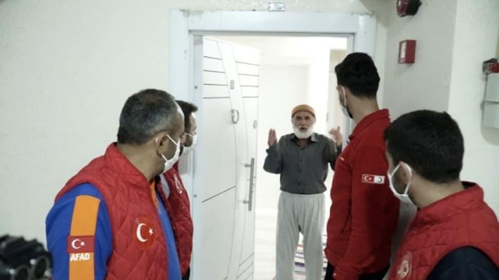 Siirt'te 67 yaşındaki vatandaşın büryan talebini yetkililer karşıladı
