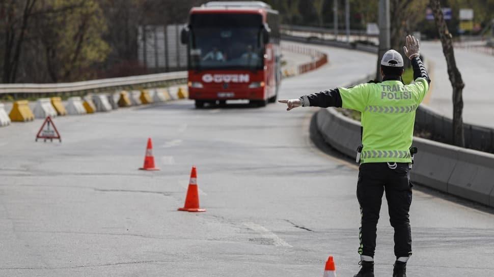 Ankara'da otobüslerde 'yüzde 50' denetimi