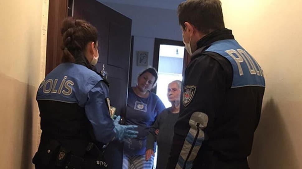 İstanbul'da polis kapı kapı gezip, tek tek anlattı