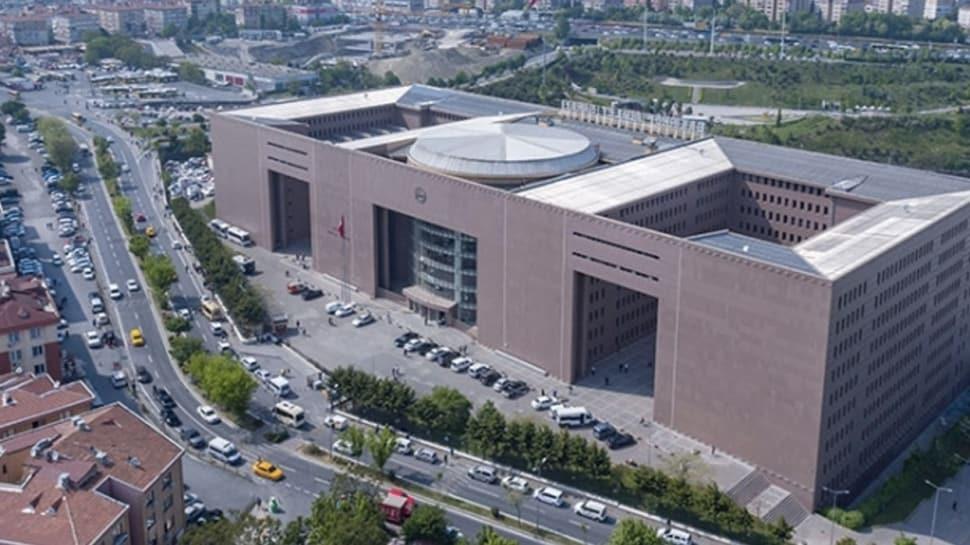 Bakırköy Adliyesi'nde görevli bir müdürün koronavirüs olduğu iddia edildi