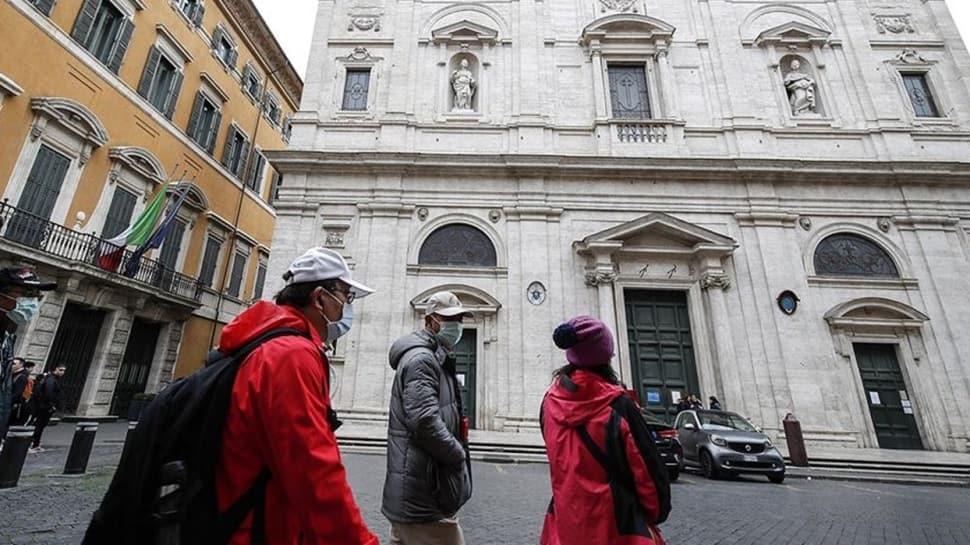İtalya'da koronavirüs salgınından ölenlerin sayısı son 24 saatte 662 artarak 8 bin 165'e yükseldi