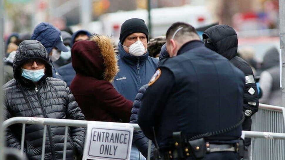 ABD'de koronavirüsü kasten yayan terörden yargılanacak