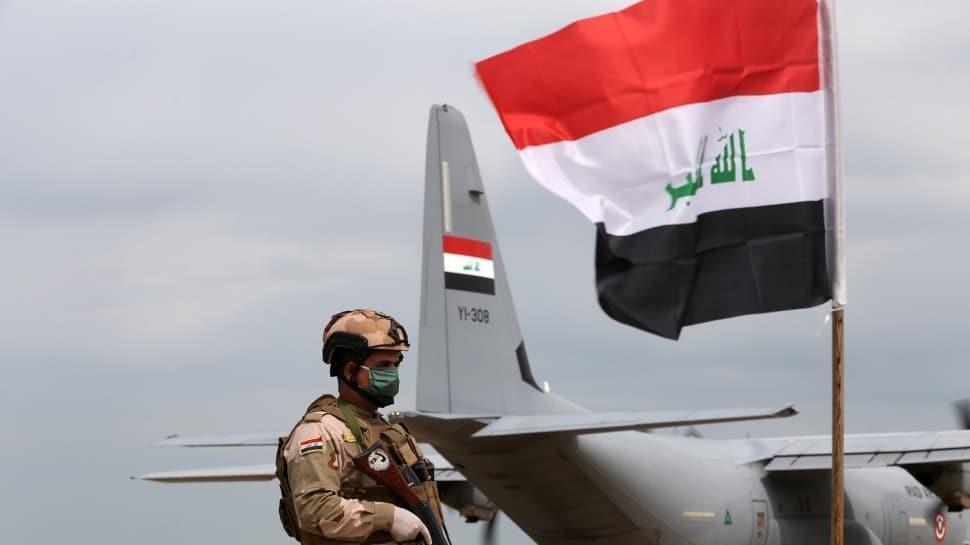 ABD öncülüğündeki kaolisyon tamamen çekildi: Bölge Irak ordusuna teslim edildi