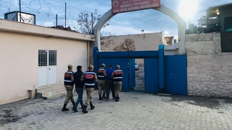 İki ilde terör operasyonu: İki terörist saklandıkları evde yakalandı