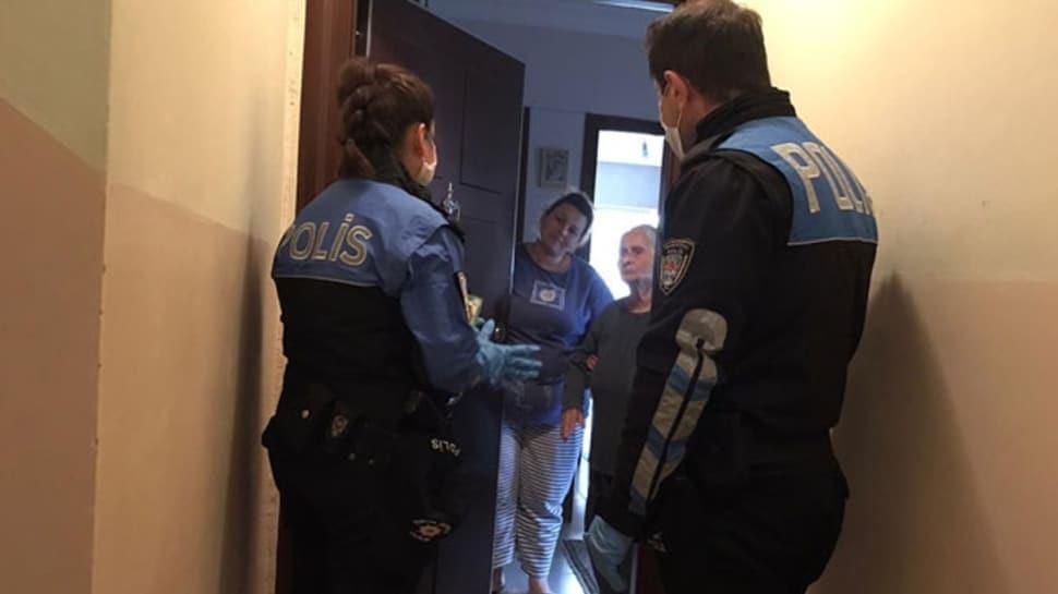İstanbul'da polisten 'koronavirüs dolandırıcılığı' uyarısı