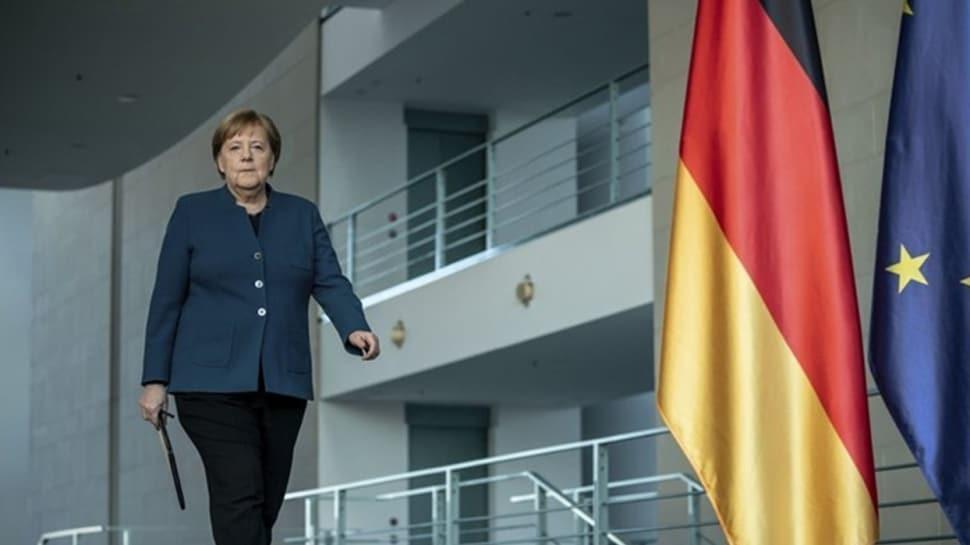 Merkel'in ikinci corona virüsü testi de sonuçlandı! İkna olmayan Almanya lideri 3. testi istiyor...