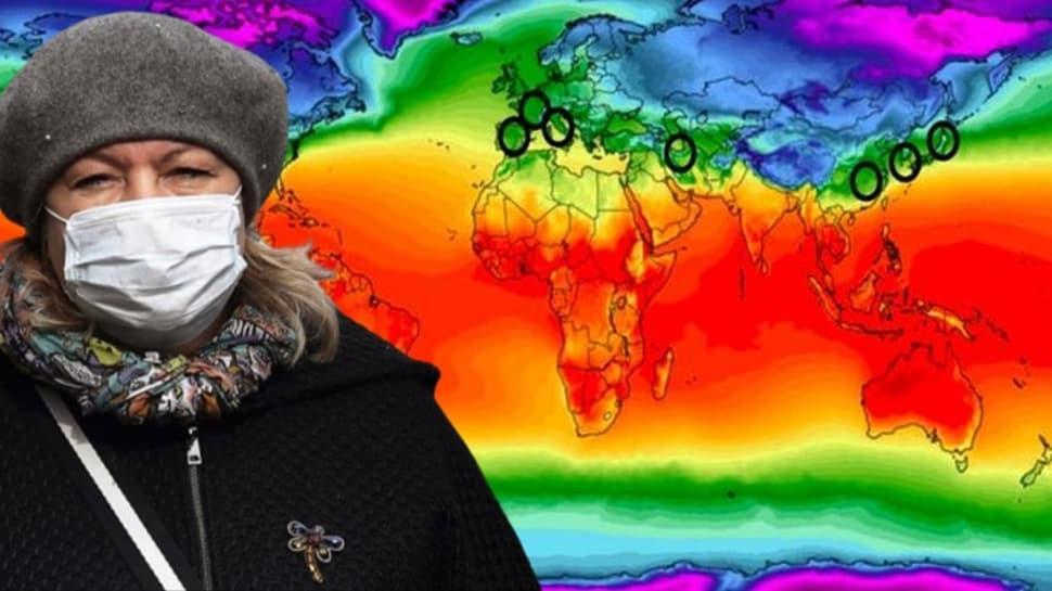 Sıcak havada korovirüsün bulaşıcılığının azaldığı gözlemlendi
