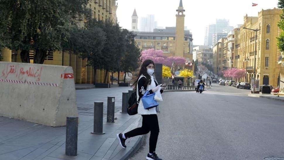 Lübnan'da koronavirüs nedeniyle kısmi sokağa çıkma yasağı
