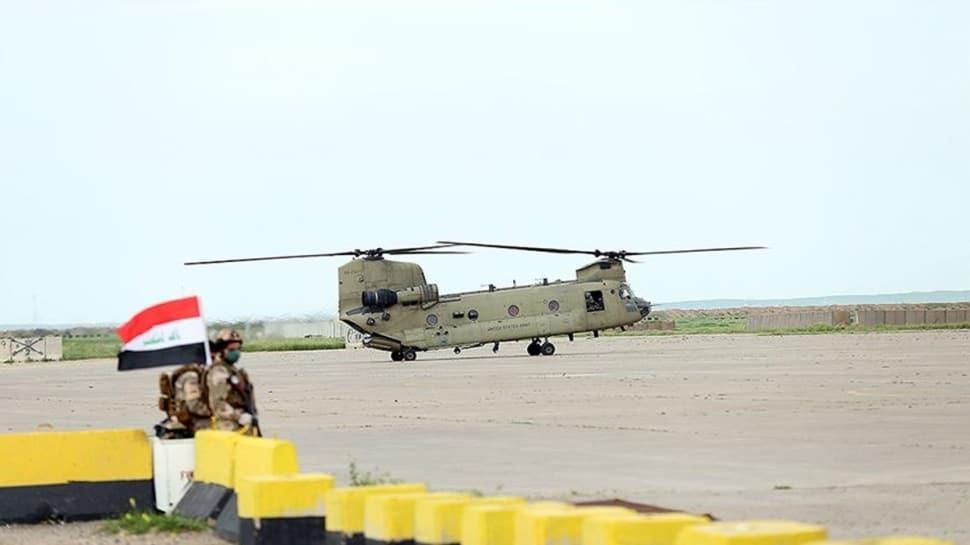ABD, Irak'ta bir üssü daha boşaltıyor