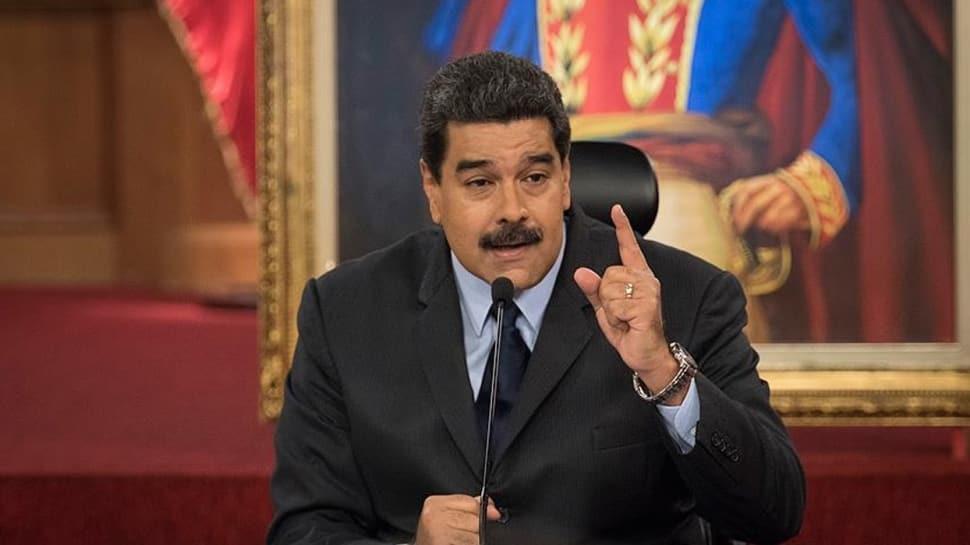 ABD, Venezuela Devlet Başkanı Maduro'nun yakalanması için 15 milyon dolar ödül koydu