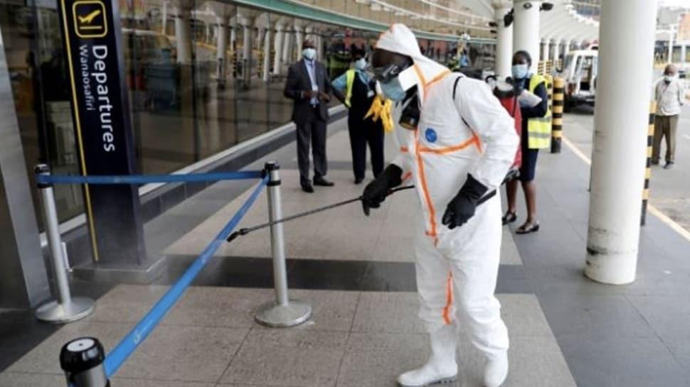 Afrika kıtasında koronavirüs sebebiyle  ölenlerin sayısı 72'yi buldu