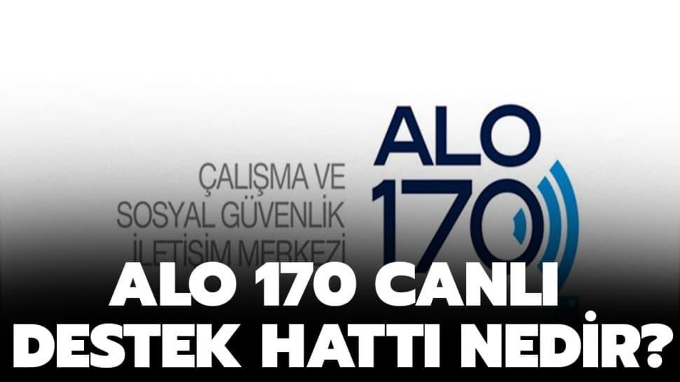 """İŞKUR ALO 170 nasıl aranır"""" İŞKUR ALO 170 nedir"""" İşte detaylar!"""