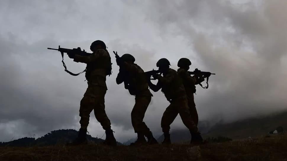 Fırat Kalkanı bölgesinde saldırı hazırlığındaki 5 PKK/YPG'li terörist etkisiz hale getirildi