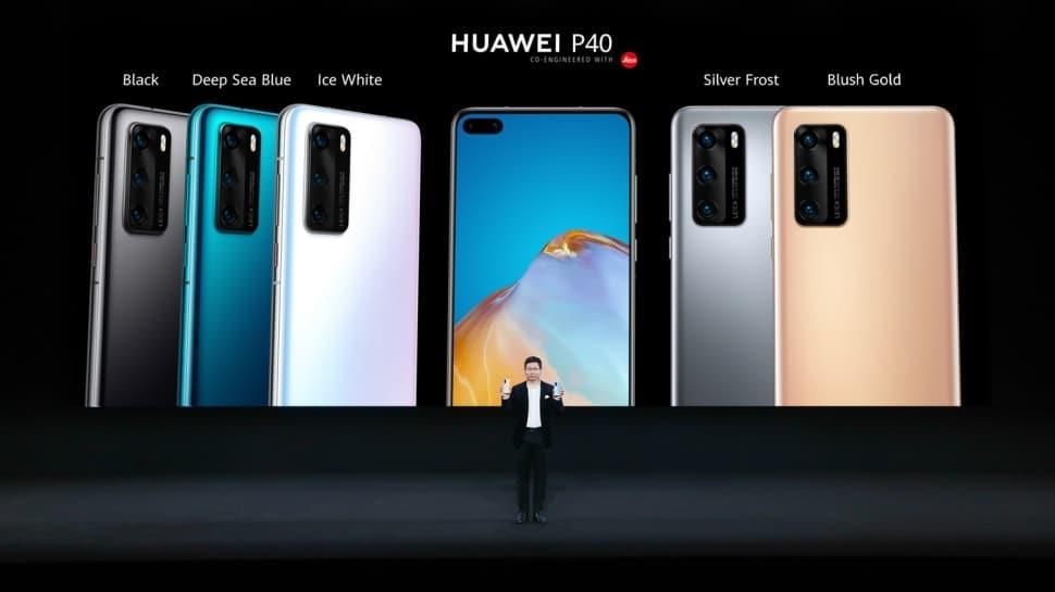 Huawei P40, P40 Pro ve P40 Pro Plus tanıtıldı!