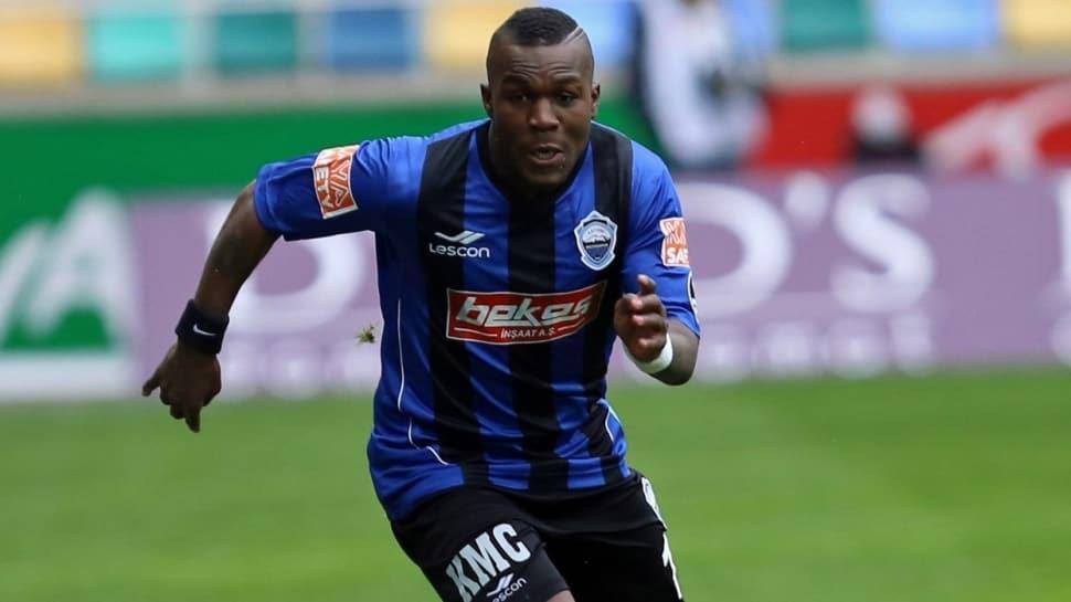 Bir dönem Kayseri Erciyesspor'da da forma giyen Royston Drenthe, dizi oyuncusu oldu