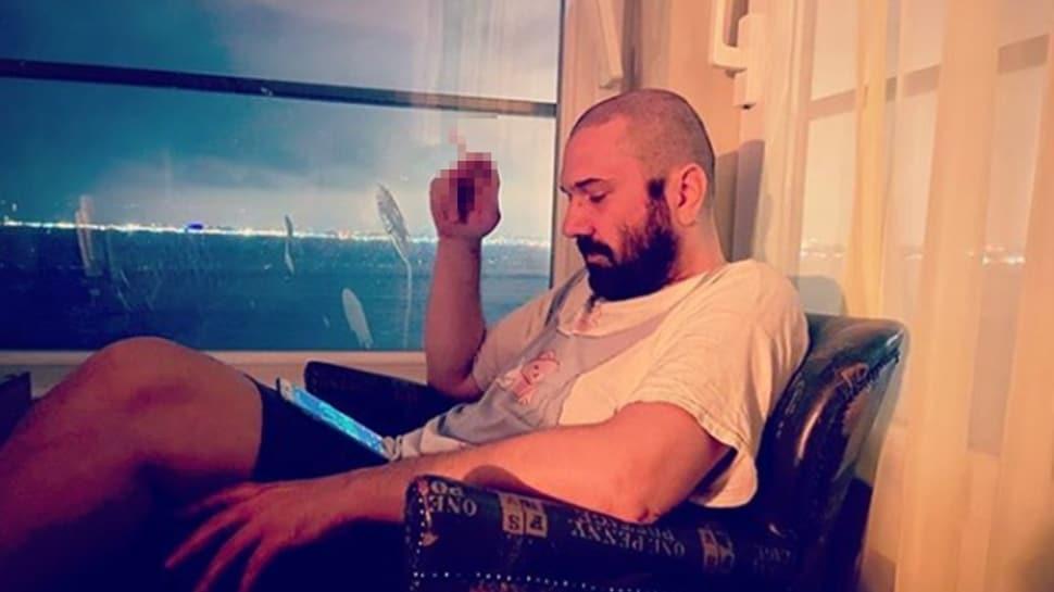 """Halil Sezai saçlarıyla vedalaştı: Memnun musun Çin"""""""