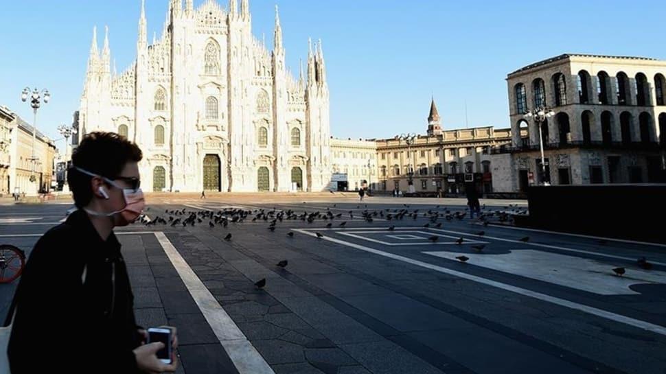 İtalya'da koronavirüs salgınından ölenlerin sayısı son 24 saatte 969 artarak 9 bin 134'e yükseldi
