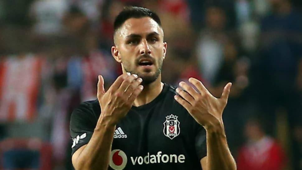 Beşiktaşlı Victor Ruiz'e psikolojik destek