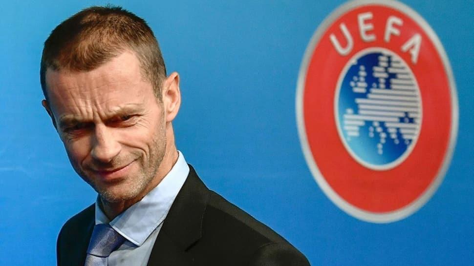 UEFA Başkanı'ndan liglerin akıbetiyle ilgili önemli açıklama