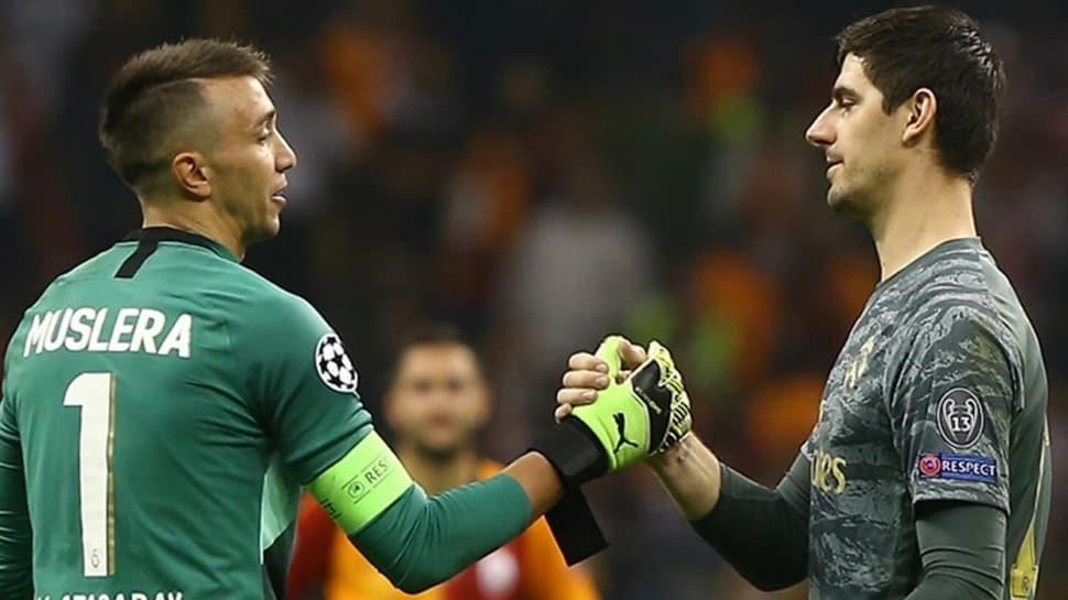 Belçika'dan Courtois için Galatasaray itirafı