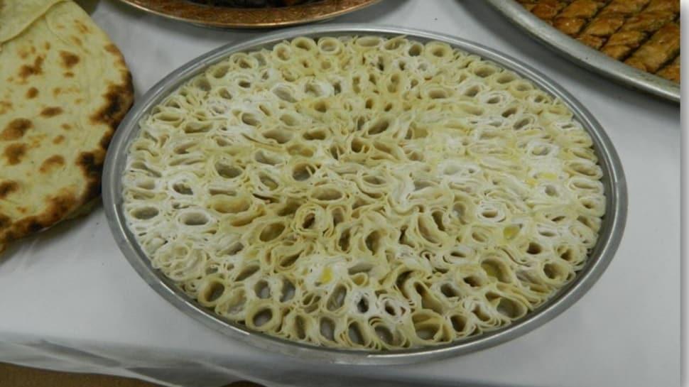 Bingöl'ün gözde yöresel yemeği sırının tarifi