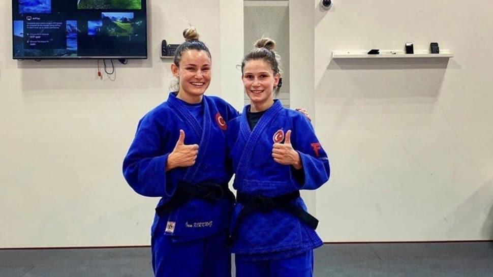 Milli judoculardan mesaj var