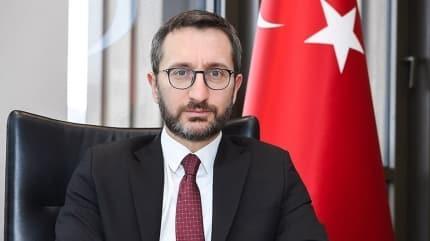 İletişim Başkanı Altun'dan, 'Biz Bize Yeteriz Türkiyem' paylaşımı