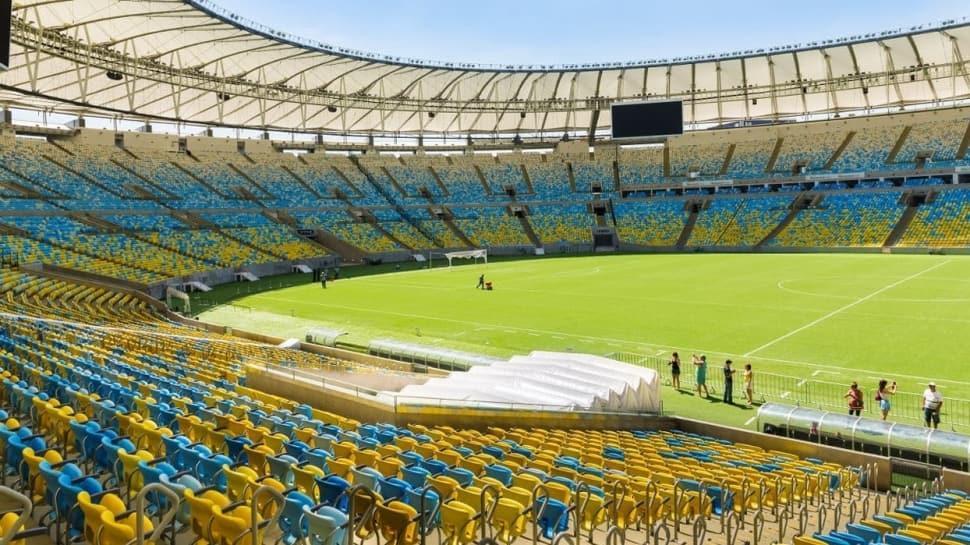 Maracana Stadı koronavirüs hastanesine dönüştürülüyor