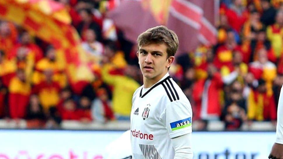 'Buralara gelmemi sağlayan tek şey Beşiktaş'ın büyüklüğüdür'
