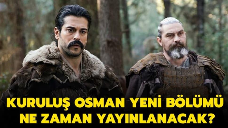 Kuruluş Osman 17. bölüm tarihi...