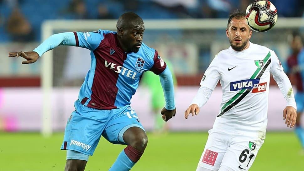 Trabzonspor'da Ndiaye ameliyat oldu!