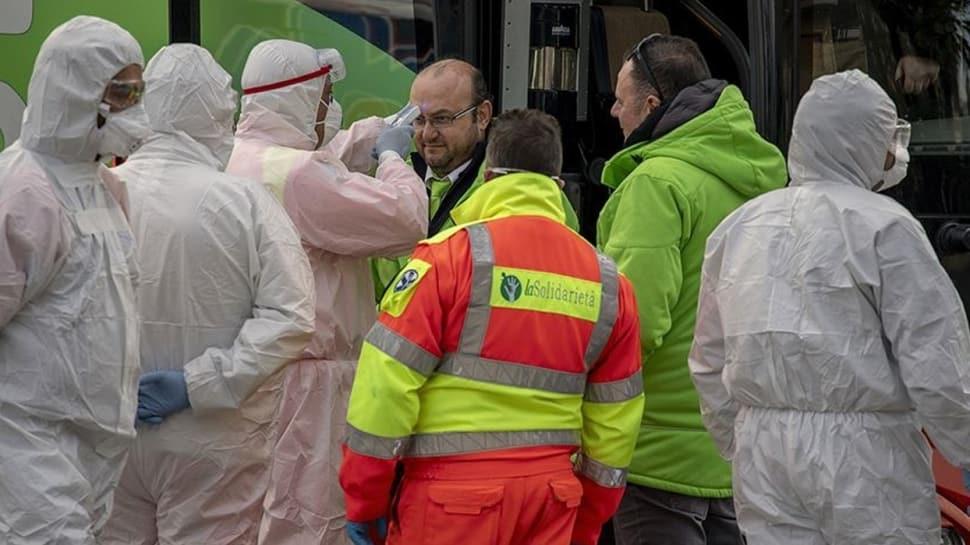 Avrupa'da koronavirüs nedeniyle 108 Türk hayatını kaybetti