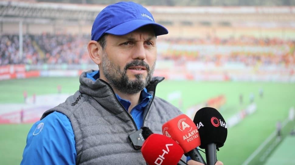 Erol Bulut'tan Fenerbahçe sorusuna cevap: Sezon sonunda bakacağız