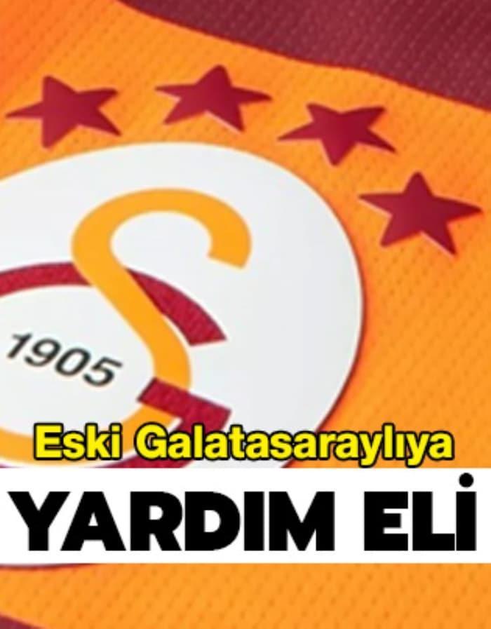 Eski Galatasaraylıya arkadaşlarından yardım eli