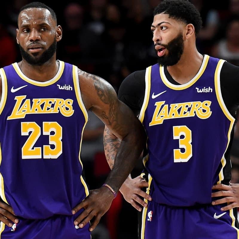 Lakers, koronavirüsten tamamen temizlendi!