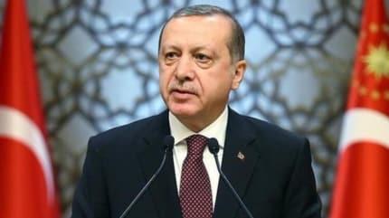 Başkan Erdoğan'dan Cemil Taşçıoğlu için taziye mesajı