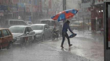 Meteoroloji'den bazı iller için kuvvetli yağış uyarısı geldi