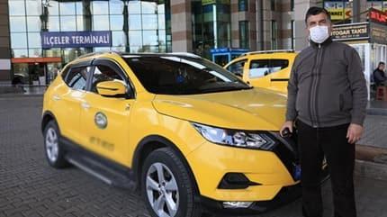 Taksiciler şehirler arası seyahat başlattı! En ucuz tarife...