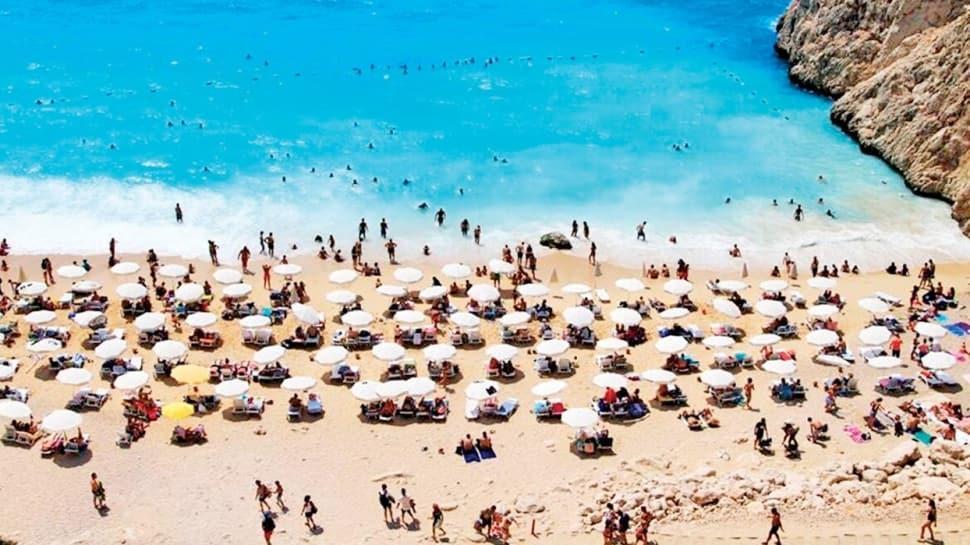 'Turizmde en az iptal Türkiye pazarında'