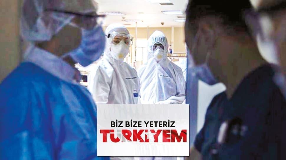 Virüse karşı 3 günde 846 milyon TL destek