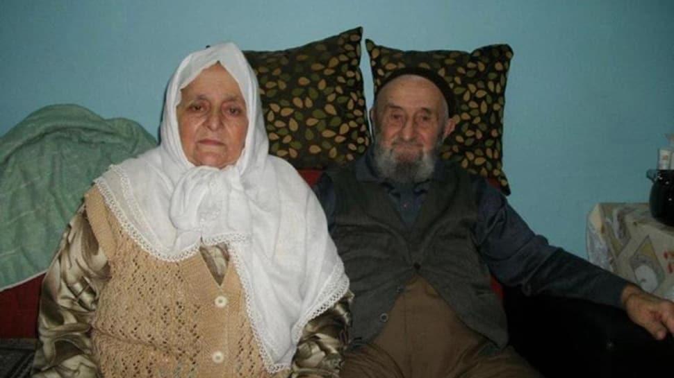 72 yıllık çift 49 saat arayla hayatını kaybetti