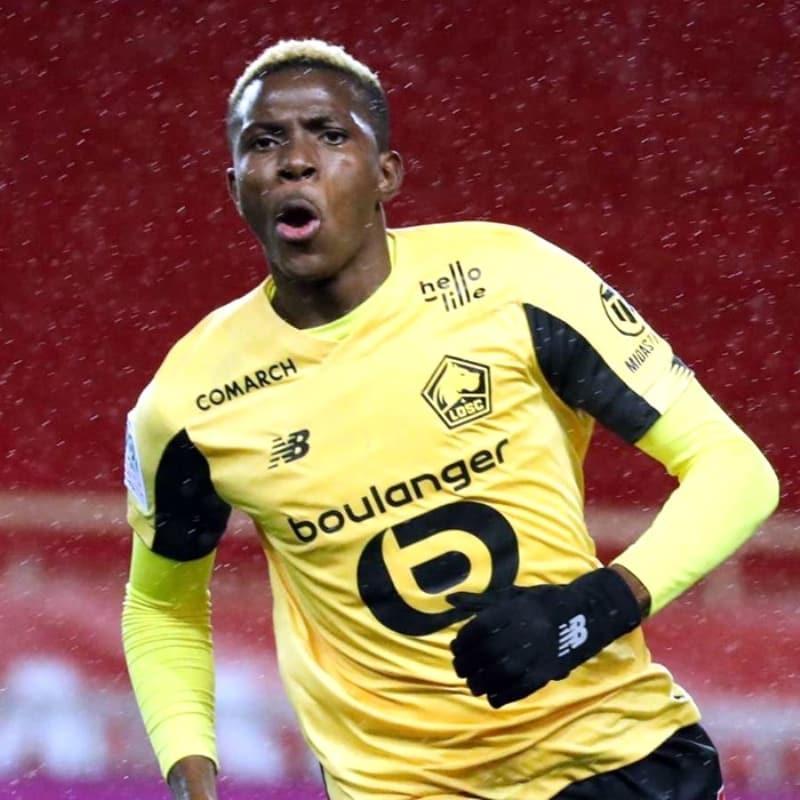 Lille'in yıldız golcüsü Victor Osimhen, Galatasaray'a transferinin son anda yattığını açıkladı