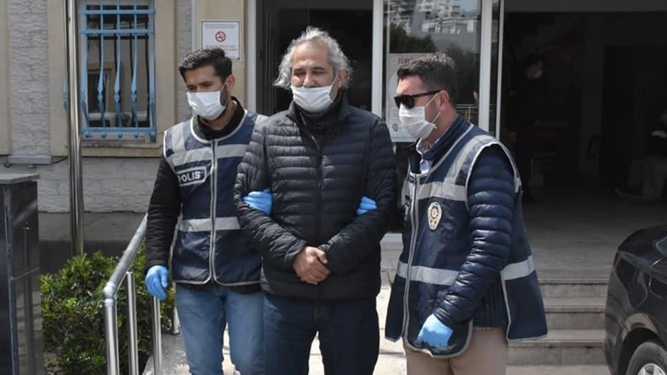 Halk TV sunucusu Hakan Aygün tutuklandı