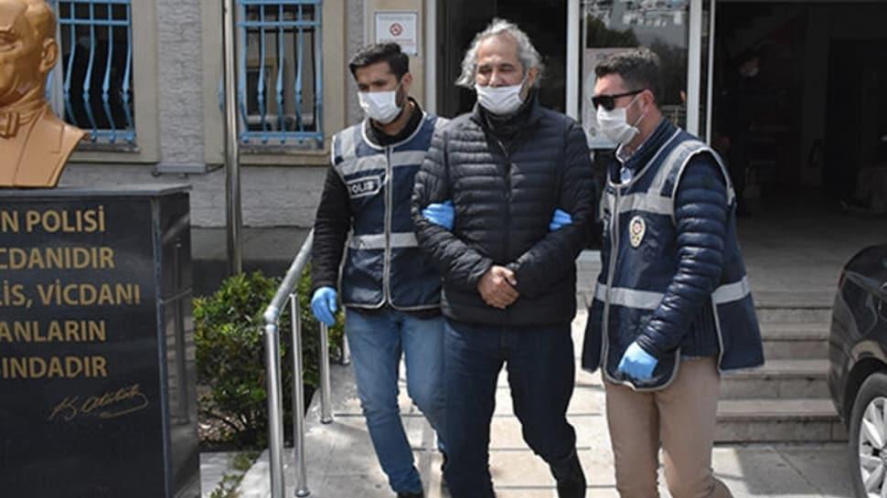 Gazeteci Hakan Aygün Bodrum'da yakalandı