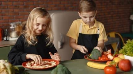 Çocukların seveceği sağlıklı atıştırmalıklar