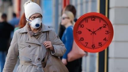 Virüslerin en etkili olduğu saat... Tek çaresi bu!