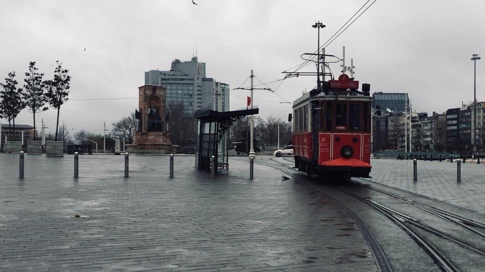 Tarihi tramvay bugün saat 21.00'dan sonra geçici olarak durdurulacak