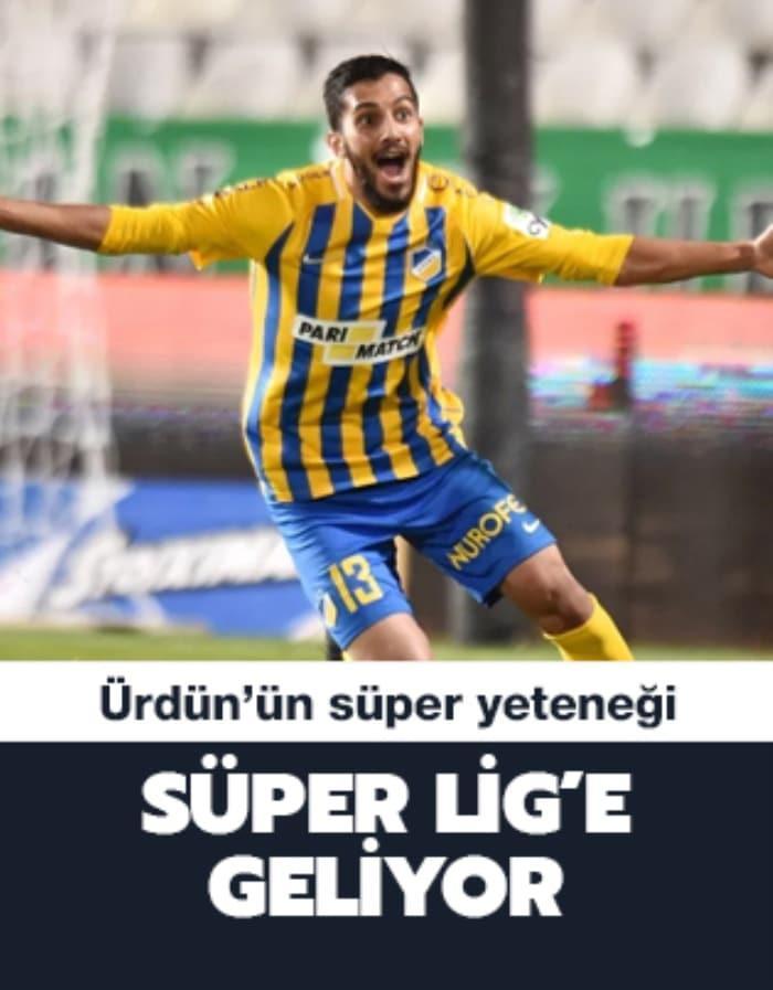 Trabzonspor'dan Musa Al-Tamari sürprizi
